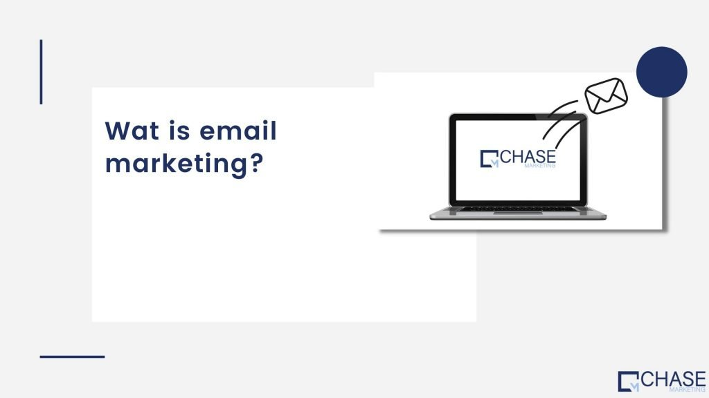 wat is email marketing